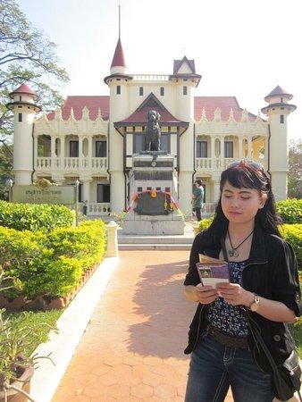 Sanam Chandra Palace - Nakhon Pathom - Sanam Chandra ...