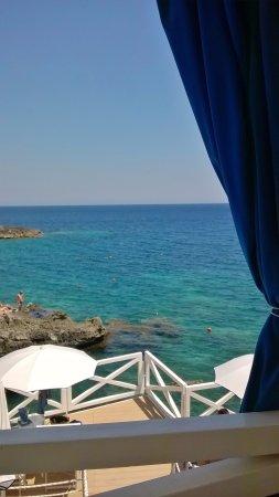 Marina di Novaglie, Italia: Lo scalo