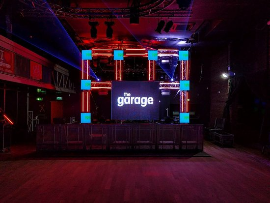 Photo of Nightclub The Garage at 490 Sauchiehall Street, Glasgow G2 3LW, United Kingdom