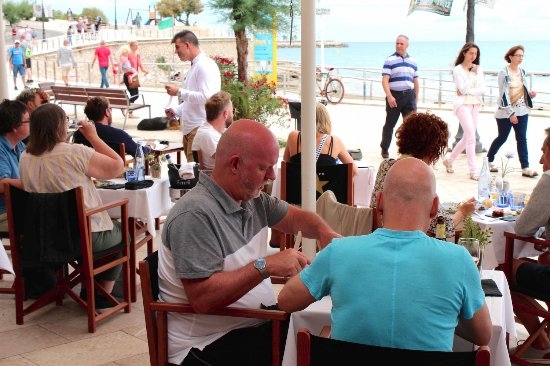 Terraza Del Restaurante El Indiano Picture Of El Indiano