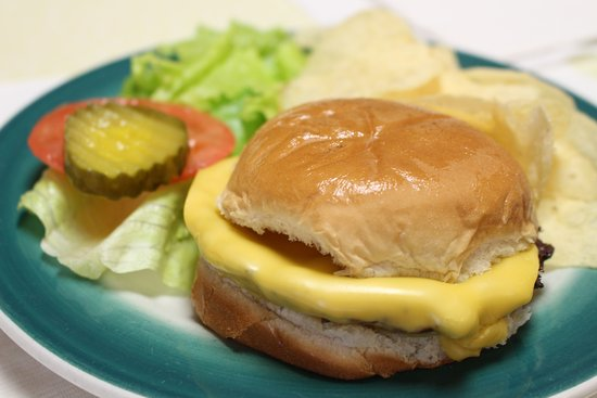 Windham, Νέα Υόρκη: Cheeseburger