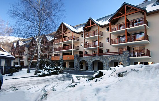 Hotel Les Arches St Lary