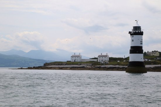Beaumaris, UK: Penmon lighthouse