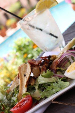 Sebring, FL: Poolside Dining