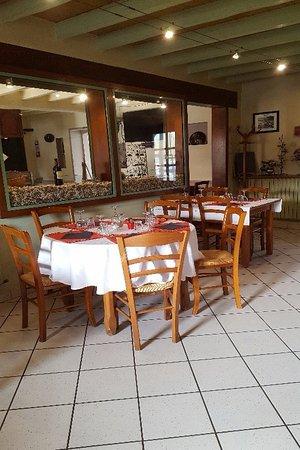 Restaurant Chez Rene  Ef Bf Bd Vincelles