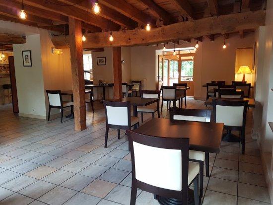 La Roche-Bernard, فرنسا: Salle de restaurant