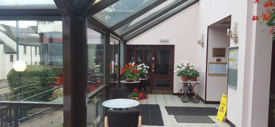 The West End Hotel : Conservatory