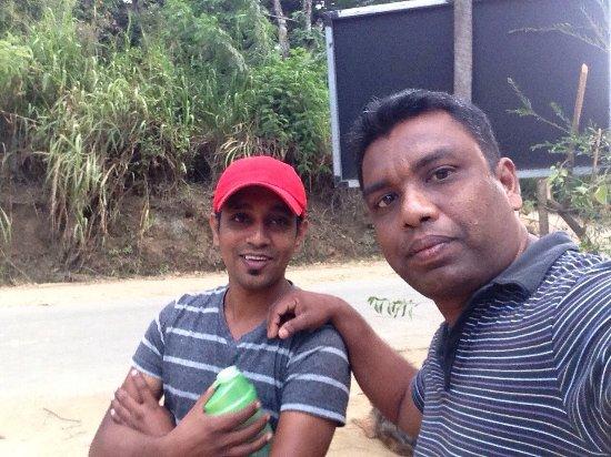 Kotugoda, Sri Lanka : Gust from Lithuania !!!
