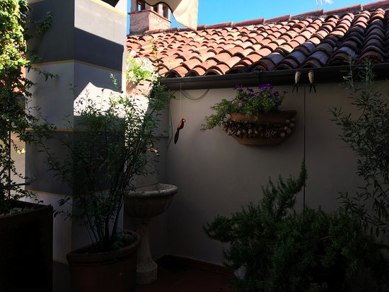 Terrazza 2 - Picture of Bed & Breakfast La Terrazza, Iseo - TripAdvisor