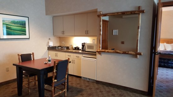 Heathman Lodge: Room 361