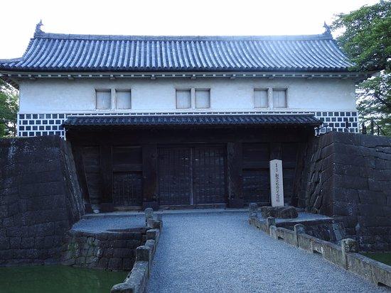 Shibata, Japón: 本丸表門