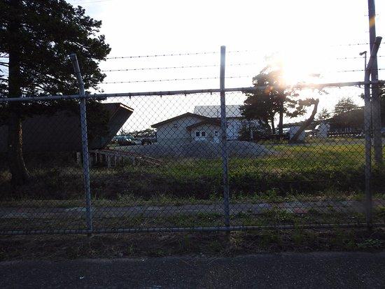 Shibata, Japón: 自衛隊の駐屯地が広くて城の周りの一周は諦めました