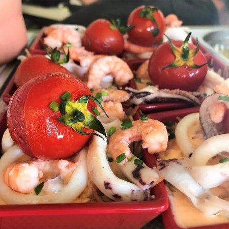 Benajarafe, Hiszpania: Delicias