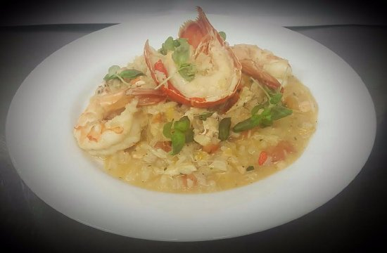 Park Ridge, NJ: Lobster Risotto