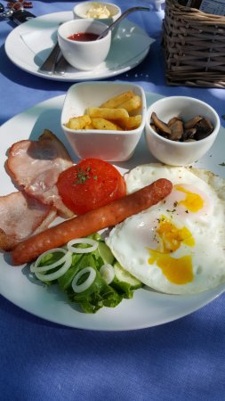 Benoni, Sudáfrica: Breakfast made to individual liking