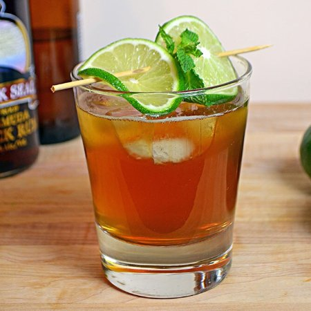Cocktail Dark&Stormy