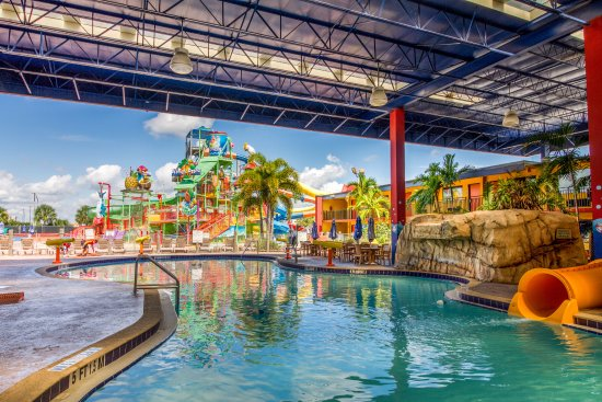 Coco Key Hotel and Water Park Resort: Coral Reef - Teen Pool