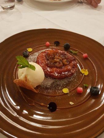 The Roost Restaurant: Tarte