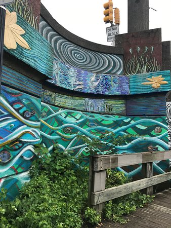 Chew Philly Food Tours: along the canal