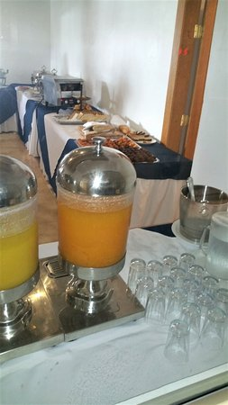 Hotel Napolitano: part of the break fast buffet