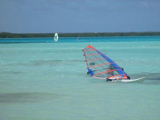 Kralendijk, Bonaire: ah....the colors