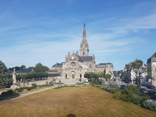 Sainte-Anne-d'Auray, فرنسا: Magnifique