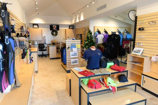Kralendijk, Μπονέρ: The Great Adventures retail shop