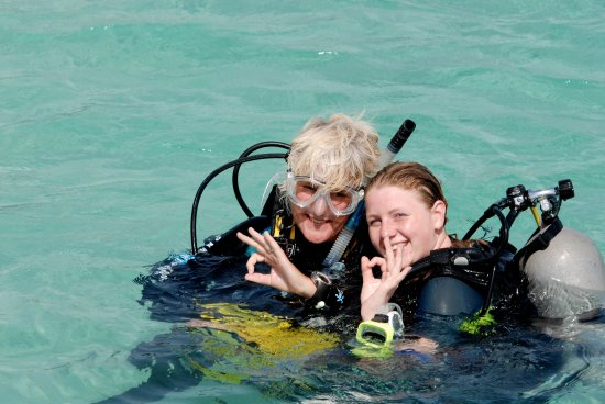 Kralendijk, Μπονέρ: Kids dive instruction available