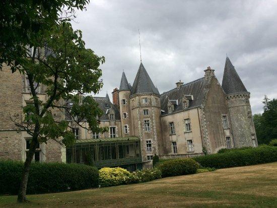 Chateau De Tredion