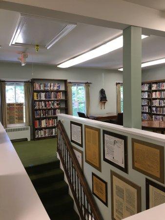 Fishkill, NY: The reading rooms