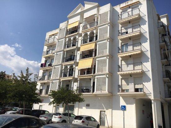 Miguel Angel Apartments : Bra ställe att bo på!