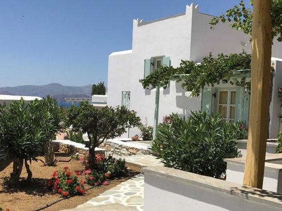 Stelida, Greece: Blick vom Sitzplatz