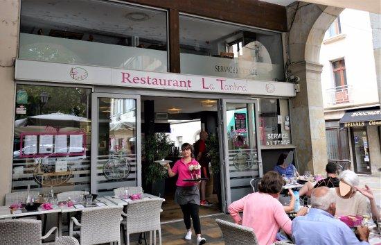 Limoux, França: Bienvenues à la Tantina