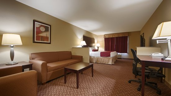 Burleson, TX: King Suite