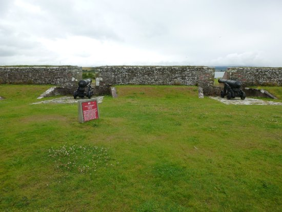Ardersier, UK: Gun Emplacement