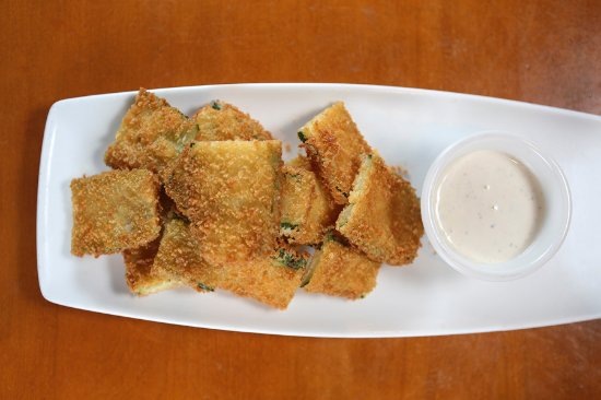 Lexington, Carolina del Sud: ZUCCHINI FRITTES