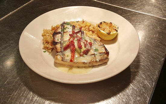 Lexington, Carolina del Sud: SWORDFISH BISTECCA