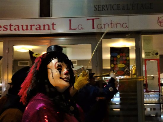 Limoux, França: En première loge pour le carnaval...
