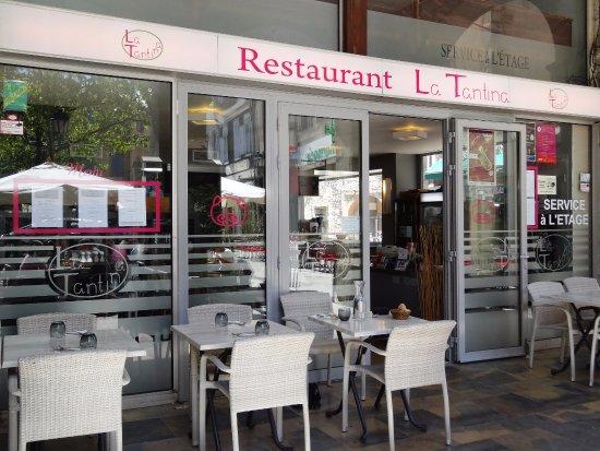 Limoux, França: Restaurant sur 2 étages