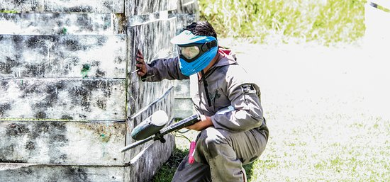Quito Woodsball Paintball