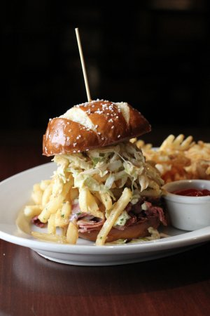 Blaine, Миннесота: Corned Beef Stack