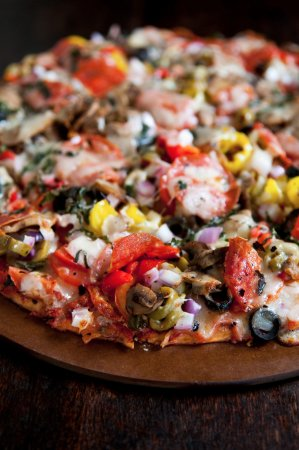 Blaine, Миннесота: Build-Your-Own Pizzas