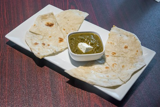 Chambersburg, PA: Saag Palak - One of the speciality of Grill Kabab