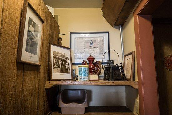 Village Smithy Restaurant: detail