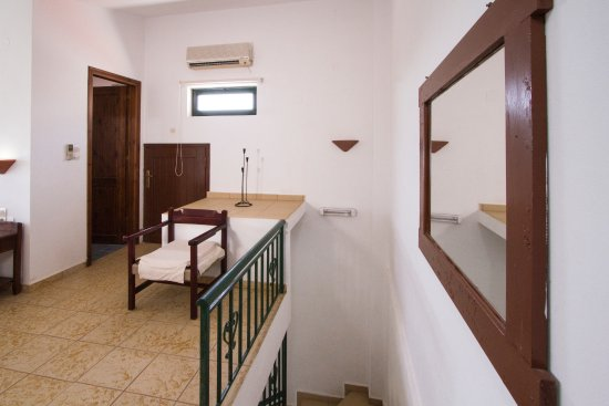 Kaliviani, Grækenland: Duplex Apartment #5, upper bedroom
