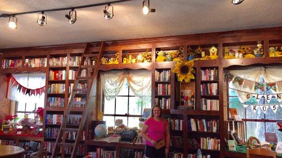 Storiebook Cafe Glen Rose Menu