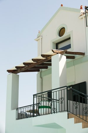 Olive Tree Apartments: Balcony Duplex Apartment, #6