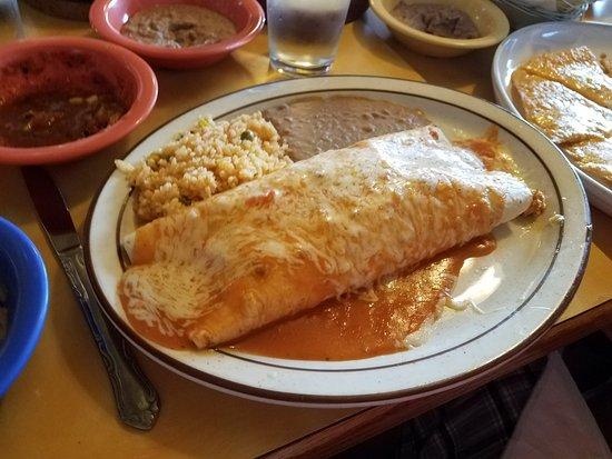 American Fork, UT: Burrito