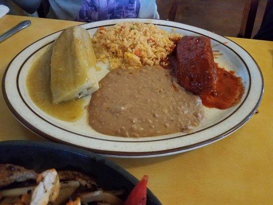 American Fork, UT: 2 Tamale meal