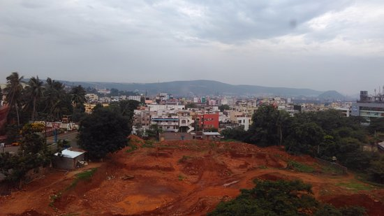 Green Park - Visakhapatnam: view from my room no. 428